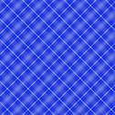 Stock Illustration of seamless cross blue shading diagonal pattern