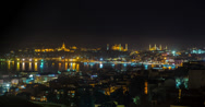 Stock Video Footage of 4K Bosphorus View in Istanbul