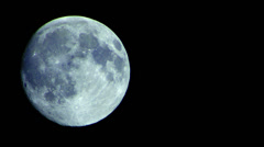 Big Moon Alive - stock footage
