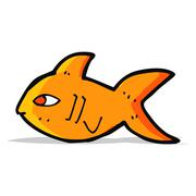 Stock Illustration of cartoon fish