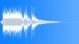 Futuristic Opener. Cold Space Logo Music Track