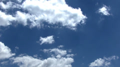 Very High Quality Cloudy Sky - stock footage