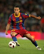 Thiago Alcantara of Barcelona Stock Photos