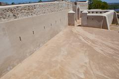 Stock Photo of san cristobal fort entry