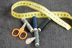 Yarn Sewing Stock Photos