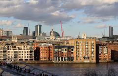 London, Landscape - stock photo