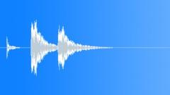 Triple conga deny click - sound effect