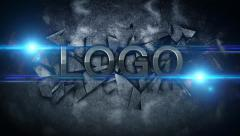 Logo Impact Stock After Effects