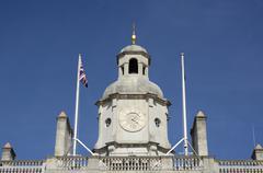 Clocktower on admiralty building. london. england Stock Photos