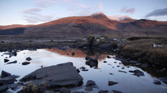 Mull landscape 1 Stock Footage