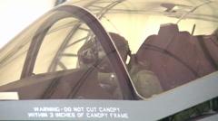 F-35 Lightning II fighter jet Stock Footage