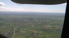 D-Day 70th Anniversary Airdrop, view Stock Footage