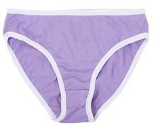 Women's panties isolated on a white background. - stock photo