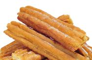 Stock Photo of churros typical of spain