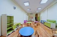 Stock Photo of a preschool interior