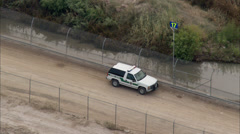 Border Patrol Stock Footage