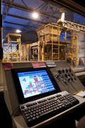 Factory control room Kuvituskuvat