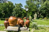 Stock Photo of The Cismigiu Gardens (Parcul Cismigiu)
