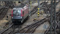 Train ranked 11370 Stock Footage