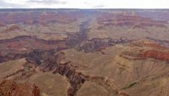 Grand Canyon Pan Part 2 Stock Footage