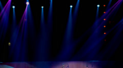 Concert Light Stock Footage
