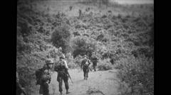 U.S. Marine Corps in Vietnam Free Stock Footage