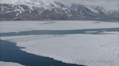 Arctic Tundra Stock Footage