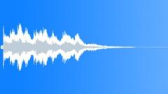 Foreboding harp spell Sound Effect