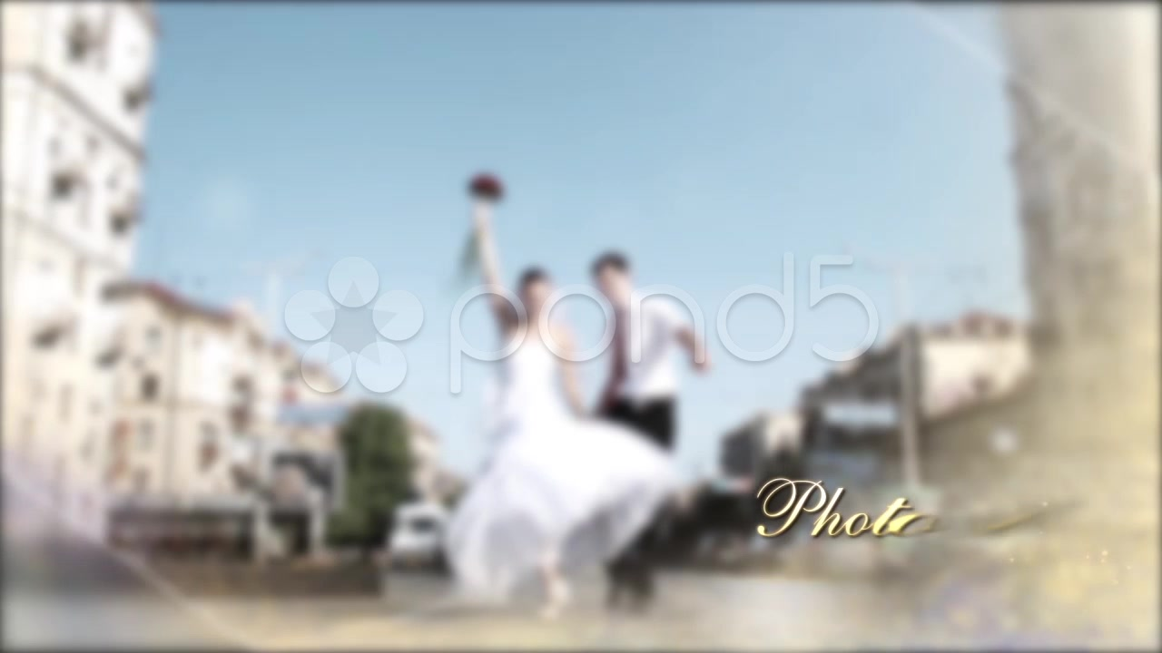 After Effects Project - Pond5 Wedding HighLights 39925833