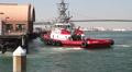 Crowley Tugboat Tioga HD Footage