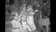 Kids gesturing Stock Footage