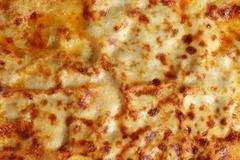 cooking italian homemade lasagna - stock photo
