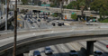 4K Freeway Traffic 28 LA Downtown 4k or 4k+ Resolution