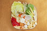 Stock Photo of healthy japanese food