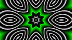 hypnotic lines Kalidoscope - LoopNeo VJ Loops HD 1920X1080 - stock footage