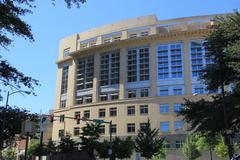 Federal Courthouse Stock Photos