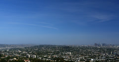 4K Los Angeles 16 LA Downtown Stock Footage