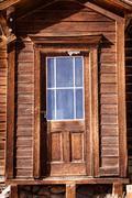 Old weathered door Stock Photos