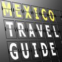 Stock Illustration of airport display mexico travel guide