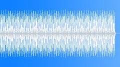 128 bpm electro drum loop Stock Music