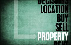 Stock Illustration of property