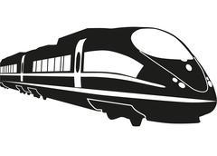 Stock Illustration of Train vector illustration