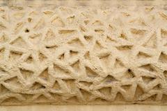 Stock Photo of abstract facade detail
