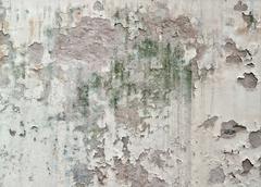 Stock Photo of rundown abstract facade detail