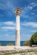 Khersones ruins Stock Photos