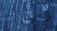 Blue textured Background Stock Footage