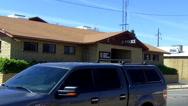 Stock Video Footage of Police Department- Williams Arizona