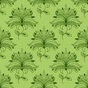 Stock Illustration of paisley seamless floral pattern