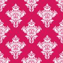 Stock Illustration of floral seamless arabesque pattern