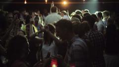 Club Venue 1 - stock footage